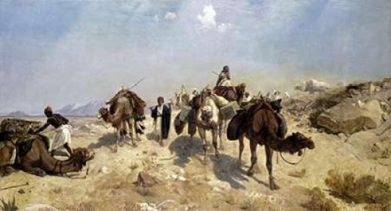 Genesis 46: Jacob Goes to Egypt