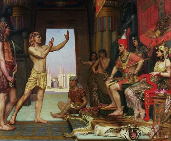Genesis 41: Pharaoh's Dream